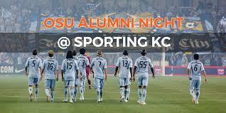 Osu Alumni Association Kansas City Chapter Osu Night At Sporting Kc