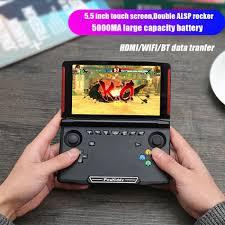 Máy chơi game cầm tay tích hợp máy nghe nhạc PowKiddy X18 – PROMAX SHOP