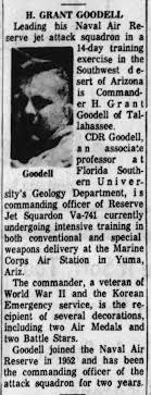 Horace Grant Goodell, son of Frieda Smith & Horace H. Goodell ...