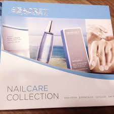 seacret nail care collection reduced