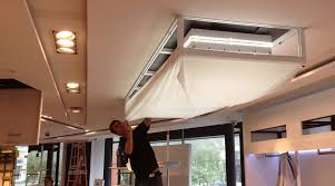 barrisol installations stretched