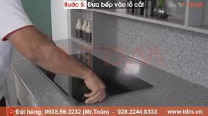 TDM.VN   Hướng dẫn cách lắp đặt bếp điện từ Teka IZ 7200 HL 10210201 hồng  ngoại (Nguồn: Teka VN) - YouTube