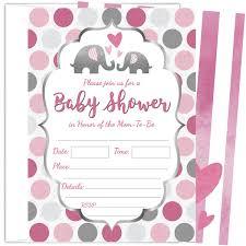Baby Shower De Nina Invitaciones Baby Viewer