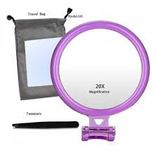 makeup mirror from fishpond