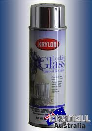 krylon looking glass 170gm silver