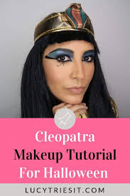 cleopatra makeup for with