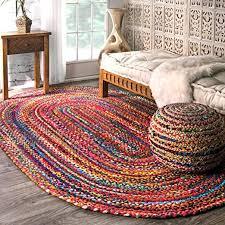 nuloom tammara hand braided oval rug