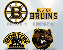 Bruins Stickers Etsy
