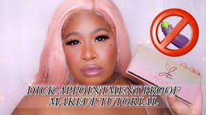 appointment proof makeup tutorial