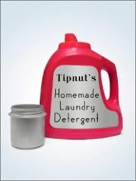 10 homemade laundry soap detergent recipes