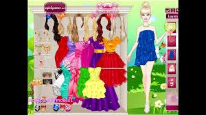 games barbie wedding enement