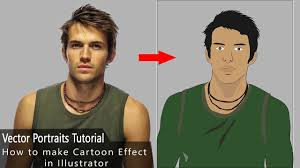 ilrator vector portraits tutorial