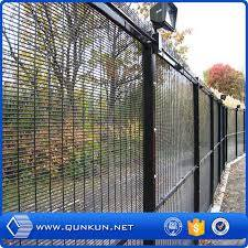 China Powder Coated And Galvanzied High Security Fencing Trinidad On Sale China Security Fencing Panels Sydney And Welded Wire Mesh Fence Price