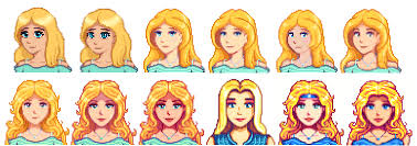 haley stardew valley wiki