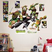 Teenage Mutant Ninja Turtles Stickers Decals
