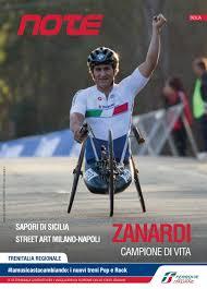 Note - ottobre 2017 - numero 23 - edizione Sicilia by La Freccia ...
