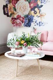 Vintage Floral Wall Decals Vintage Flower Decals Project Nursery