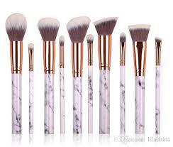 makeup brushes set powder foundation