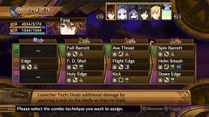 Fairy Fencer F Gameplay Rpgvaliant