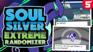 Pokemon Soul Silver Extreme Randomizer (U) NDS ROM - Pokemon Lovers