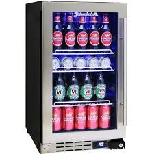 quiet running bar fridges
