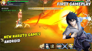 Naruto Online Mobile New Naruto Games Android (CBT) By Tencent ...
