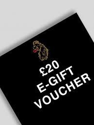 gift voucher luke designer menswear