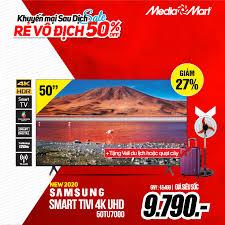 🔥Smart Tivi Sony 55 inch 55X7000G 4K... - Mediamart Long Biên, Hà Nội