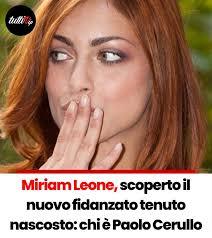 Miriam Leone, scoperto il nuovo fidanzato tenuto nascosto: chi è ...