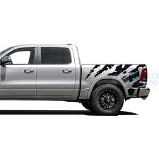Dodge Ram Crew Cab 1500 Decals And Stickers For Ram 1500
