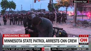 CNN correspondent arrested on live tv ...