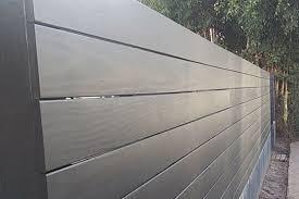 Horizontal Fence Contractor Los Angeles Harwell Design Fences Driveway Gates Los Angeles Santa Monica