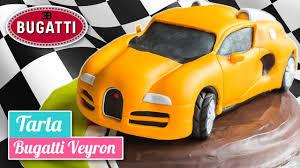 Tarta Coche Bugatti Veyron Bugatti Veyron Bugatti Tartas