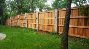 How To Build A Wood Fence On Uneven Ground Best Image Webproxp Com Wood Fence Design Fence Design Wood Privacy Fence