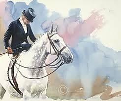 Fine Art Horses by Ruth Buchanan