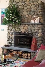 stone fireplaces home fireplace