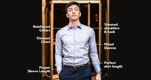 Slim Fit Entrepreneurs Rejoice! A New Brand Of Dress Shirts For Men Is Here  · STYLE · discoverGREY