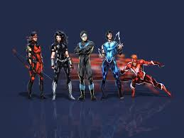 ans nightwing donna troy