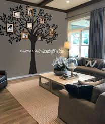 Family Tree Decal Tree Wall Decal Wall Decalsfamily Etsy
