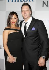 Tamera Mowry and Adam Housley | Look Back at All the Celebrity Babies Who  Came Into the World This Summer | POPSUGAR Celebrity Photo 19