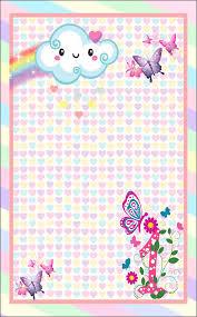 Imprimir Gratis Invitacion Lluvia De Amor Con Mariposas En 2020