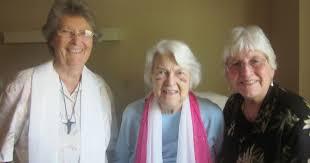 Bridget Mary's Blog: Judy Lee and Judy Beaumont Visit Adele Jones ...