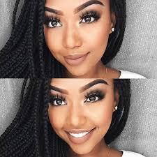 african american makeup ideas