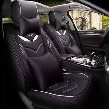 shrinika 13pcs pu leather car seat