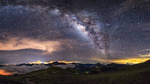 milky way galaxy wallpapers free