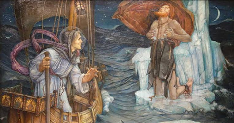 Image result for voyage of saint brendan