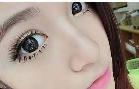 ulzzang big eye makeup eye makeup