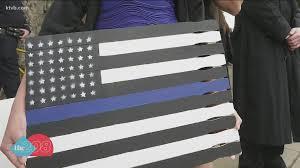 Boise Interim Police Chief Banned Public Display Of Thin Blue Line Symbol By Bpd Ktvb Com