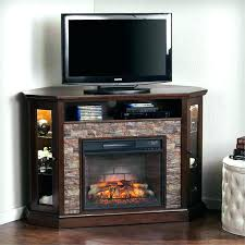 corner fireplace tv stand q5423661