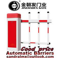 Security Fence Arm Barrier Gate Manufacturer Jinchaofa Parking Industry Co Ltd